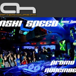 Ronski Speed Promo Mix Nov 12