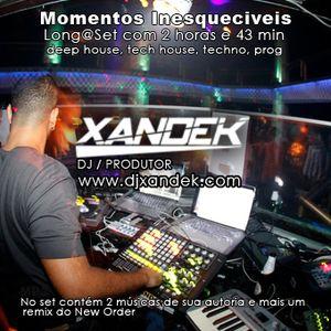 Xandek - Momentos Inesqueciveis - Long@Set - Setembro 2012