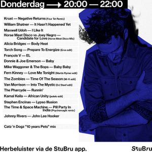 Jeroen Delodder - Studio Brussel - Selector #13 (with Catz 'n Dogz)