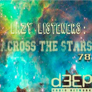 Across The Stars Radio Show Ep.78 - 25/09/2016