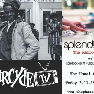 SPLENDIDRADIO Feb 26 W/ THE USUAL SUSPECTS
