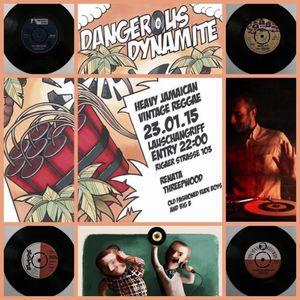 Much Hotter Than Scorcher (Dangerous Dynamite pt. 3)
