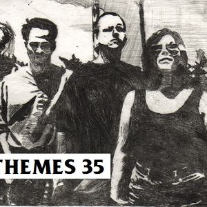 Themes 35 - Pixies Movies