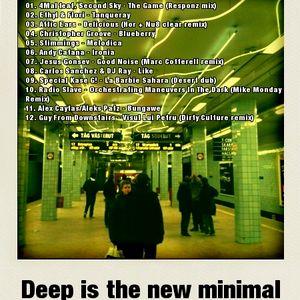 Deep Is The New Minimal #2