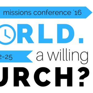 Missions Conference am