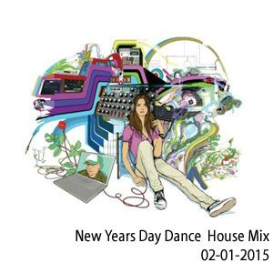 New Years Day Dance  House Mix