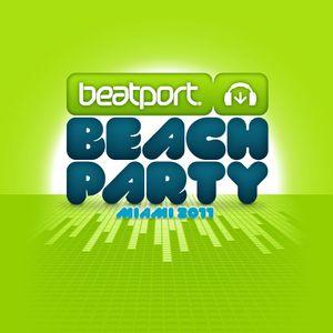 Beatport Miami Beach Party DJ Competiton