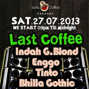 Live Set @Togo Coffee July 27, 2013