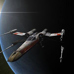 The X-Wing flight
