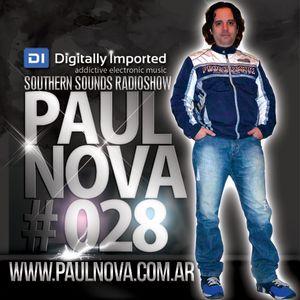 Paul Nova - Southern Sounds 028 - August 2011
