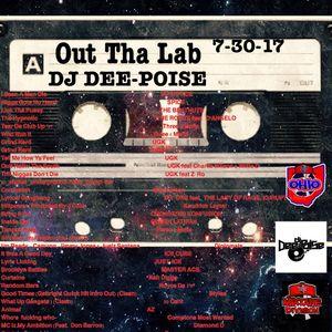 Out Tha Lab Radio 7-30-17