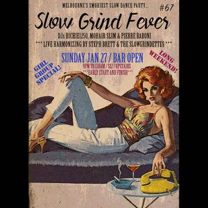 SLOW GRIND FEVER MIX #67: GIRL GROUP SPECIAL by Richie1250