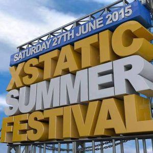 Illuminaughty at Xstatic Summer Festival 2015