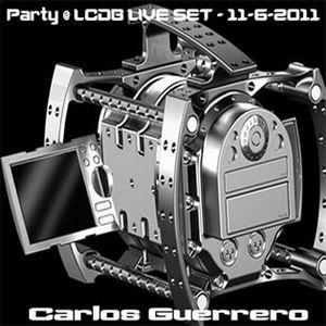 Party @ LCDB LIVE - 11-6-2011 - Wonderland - Carlos Guerrero.