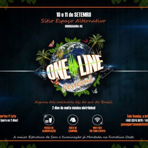 Set Warm Up One-Line Festival