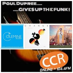 Paul Dupree Gives Up The Funk #91 - 11/5/19 - Chelmsford Community Radio