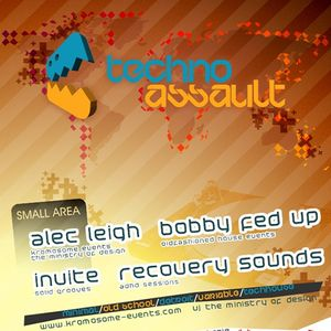 Techno Assault - Liveset