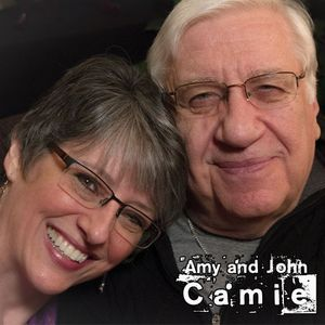EP27 - John and Amy Camie - (Spiritual Guides) - Conversations with Calcaterra