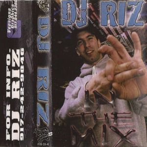 DJ Riz - In The Mix - side a (1997)