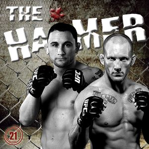 The Hammer MMA Radio - Episode 21