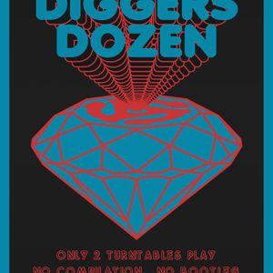 Diggers Dozen - DJ LoK (August 2013)