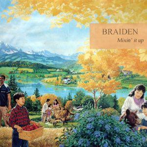 Braiden Studio mix for Discobelle December 2009