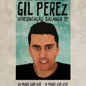 Gil Perez presents Balança EP @ Dance Music Zone (Antena 3, 04-05-2012)