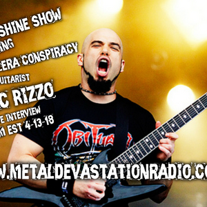 Soulfly / Cavalera Conspiracy Guitarist Marc Rizzo Interview