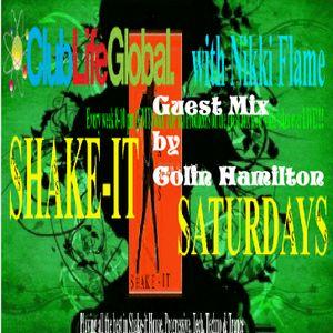 Guest mix for Nikki Flame Jordan's Shake It Saturday 25-6-11
