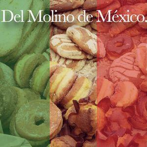 Del molino de Mexico Panes tipicos mexicanos