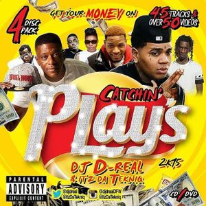 CATCHING PLAYS DISC 1 (THROWED MIXX)