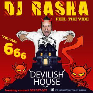 DEVILISH HOUSE by DJ RASHA vol.6