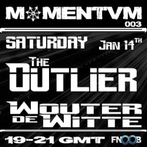 Momentvm 003 - Wouter de Witte - The Outlier - 2012-01-14 fnoob.com techno
