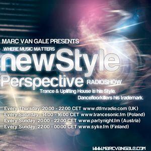 Marc van Gale pres. NewStyle Perspective 230