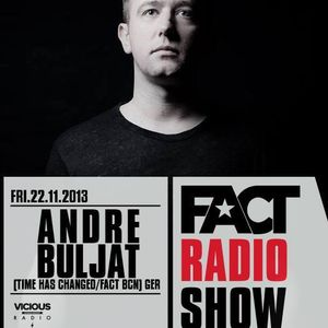 FACT Radio Show feat. Andre Buljat
