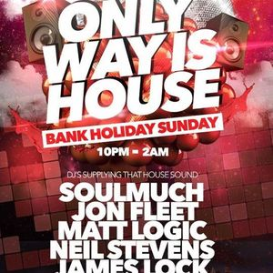 The Only Way Is House Bank Holiday 2017 special