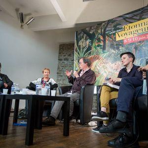 Traduire les poètes avec Katia BOUCHOUEVA,  SHU CAI, Danièle ROBERT,  DENEZ