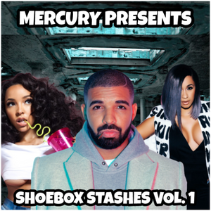 Mercury Presents Shoebox Stashes Vol. 1