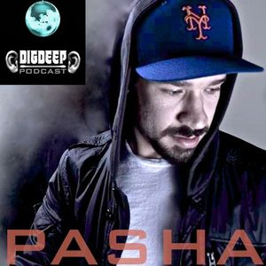 DD026 | The DigDeep Podcast mixed by Pasha