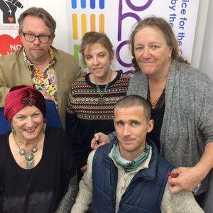 Your Voice Matters with Jilliana, Patricia Keiller, P D Viner, Duncan and Susi Oddball 7 Oct 2016