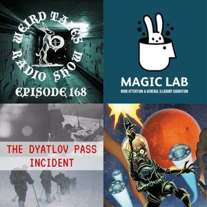 Weird Tales Radio Show 168