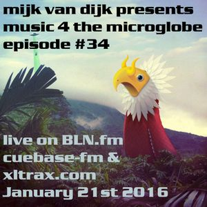 Music 4 The Microglobe #34 (January 2016)