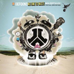 VA - Defqon 1 festival 2010 (CD 1) [mixed by wildstylez]