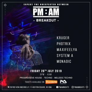 PM AM:Breakout Promo Mix