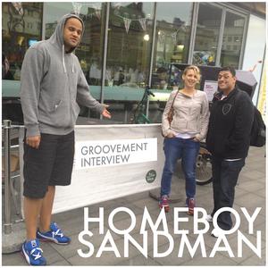 HOMEBOY SANDMAN // Interview JUN12