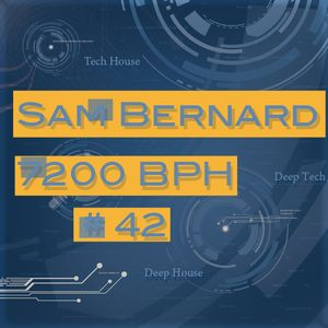 Sam Bernard 7200 BPH # 42