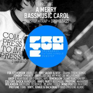 A Merry #Bassmusic Carol