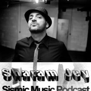 Sismic Music Podcast - Episode 44 - Sharam Jey