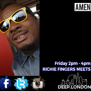 FRIDAY Richie Fingers 27 - 03 - 2015
