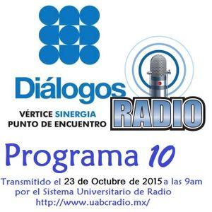 DIÁLOGOS programa 10